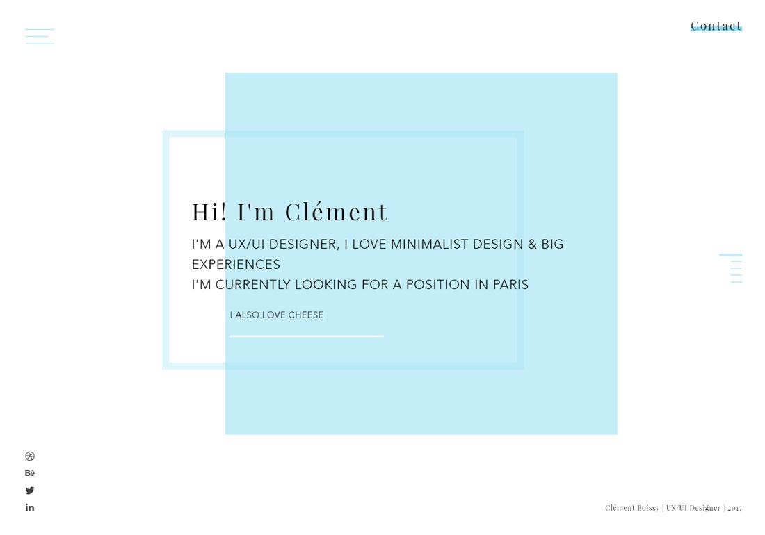 Clément Boissy | UX/UI Designer