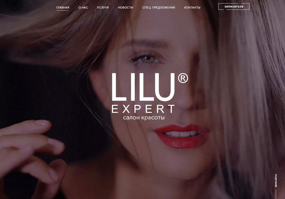 Beauty salon Lilu