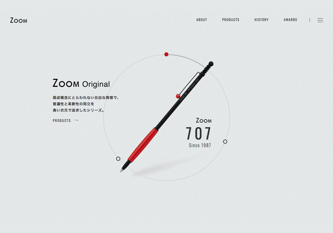 ZOOM / TOMBOW PENCIL CO.,LTD.