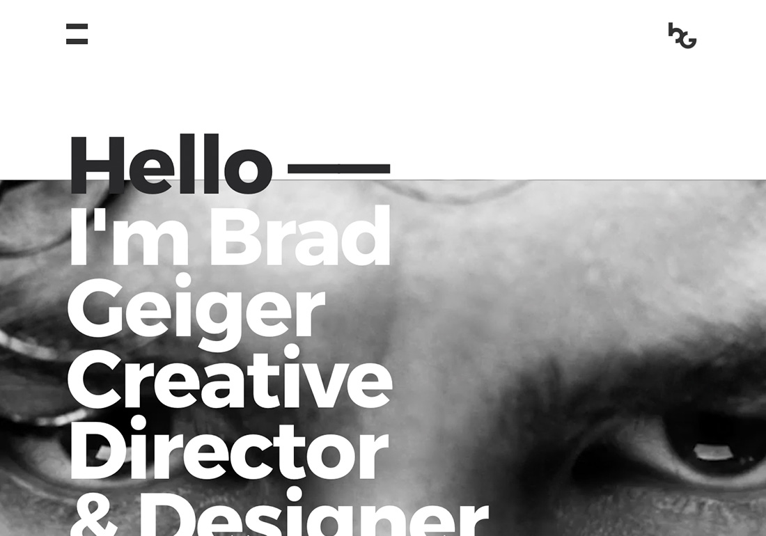 Brad Geiger - Creative Director