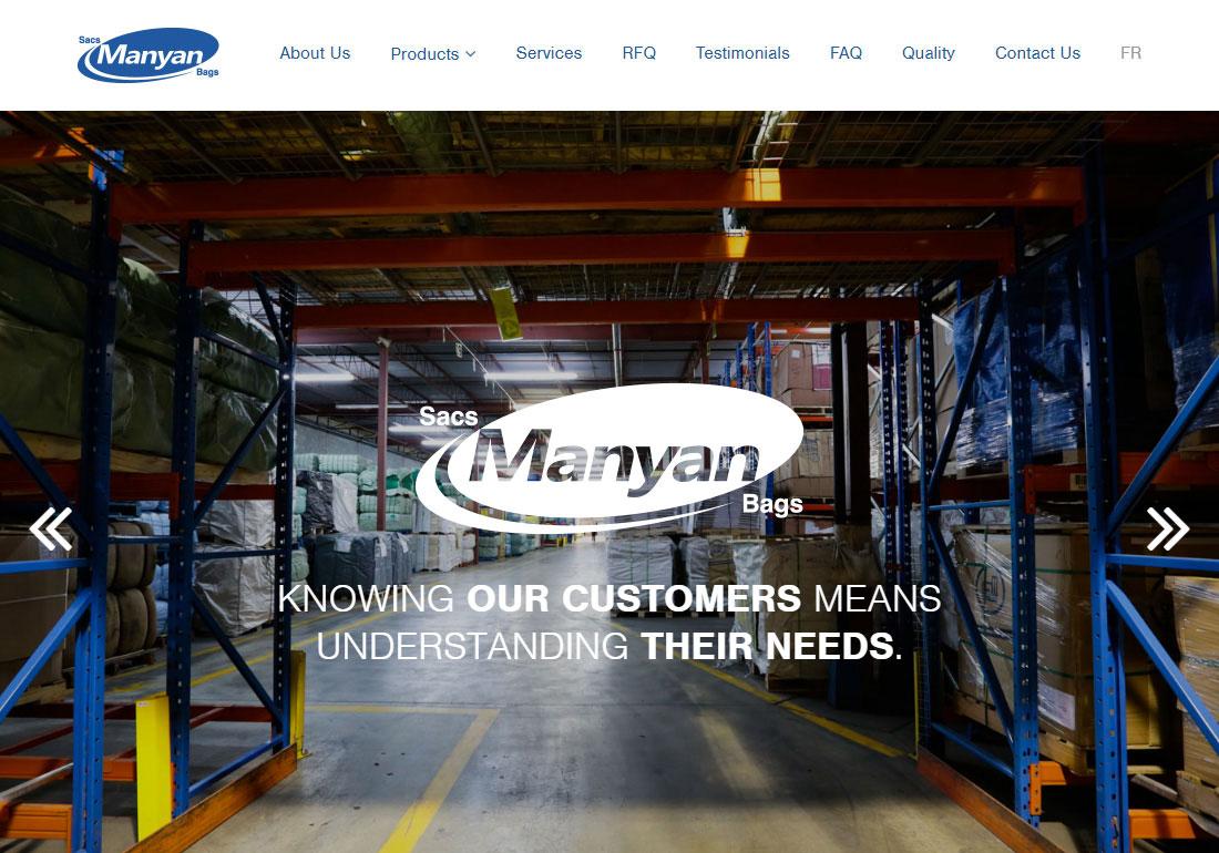 Manyan Inc.