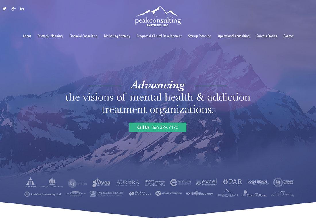 Peak Consulting Partners