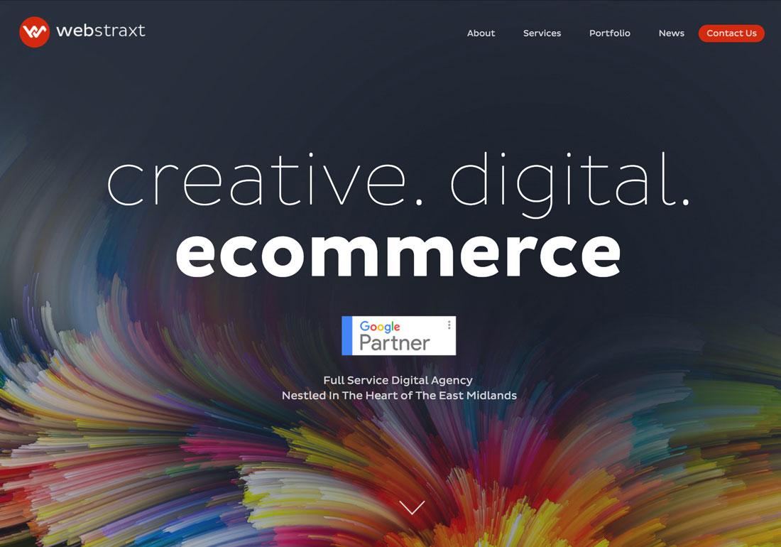 Webstraxt Design Agency
