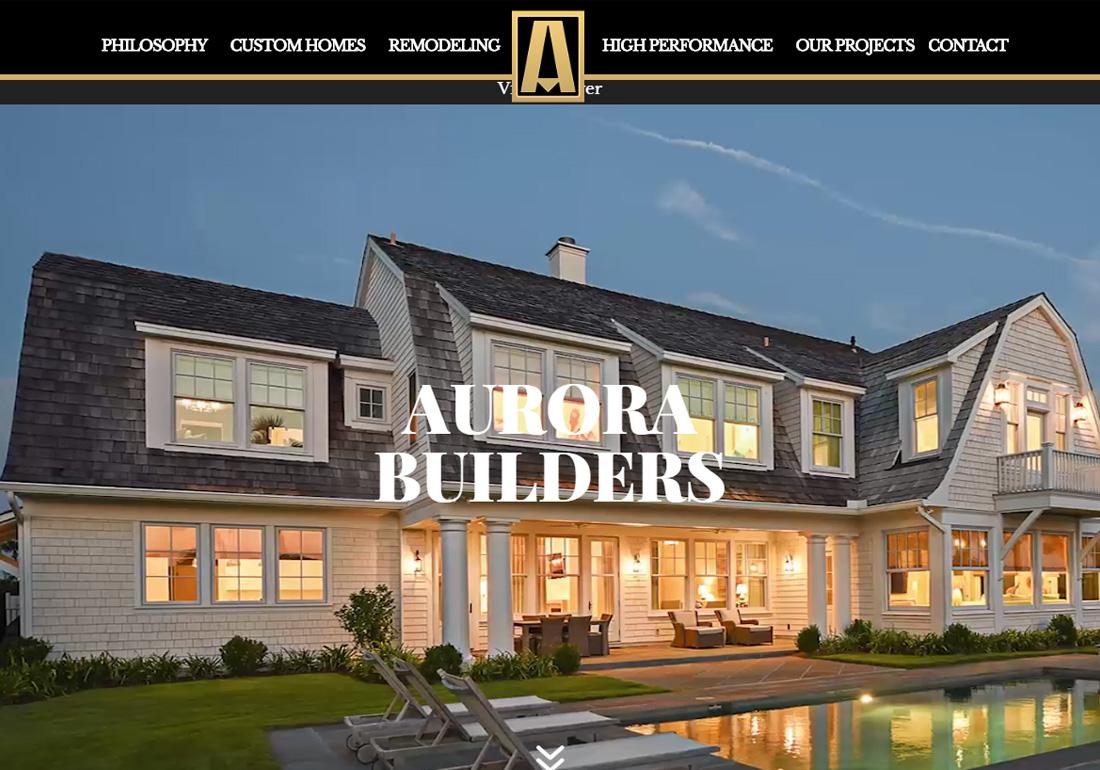 Aurora Builders