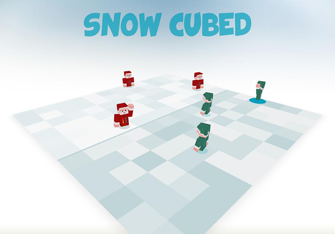 Snow Cubed