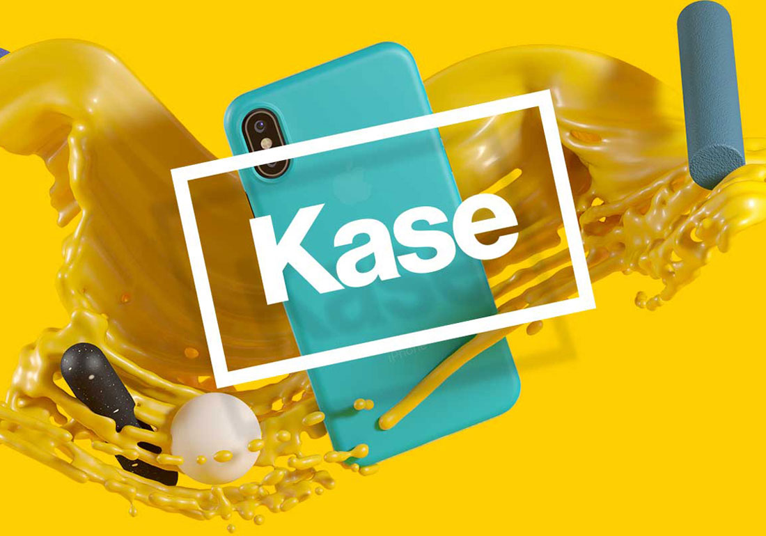 Kase Australia - New Website Design