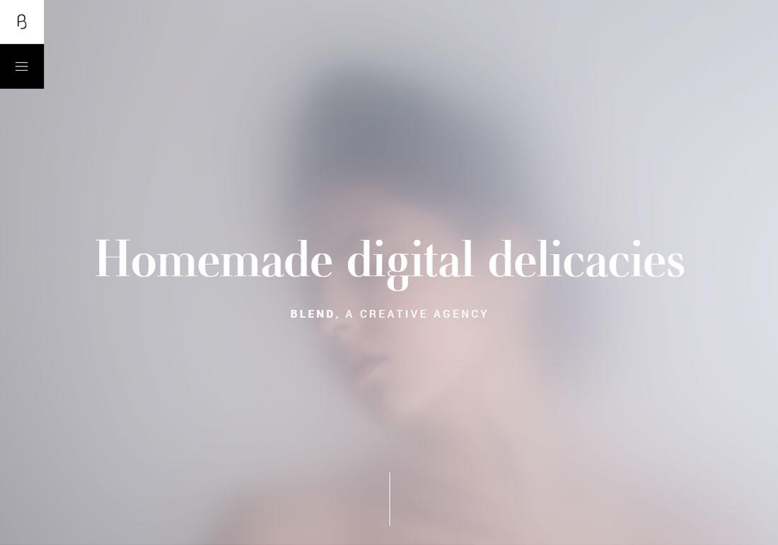 Blend, a Creative Agency.