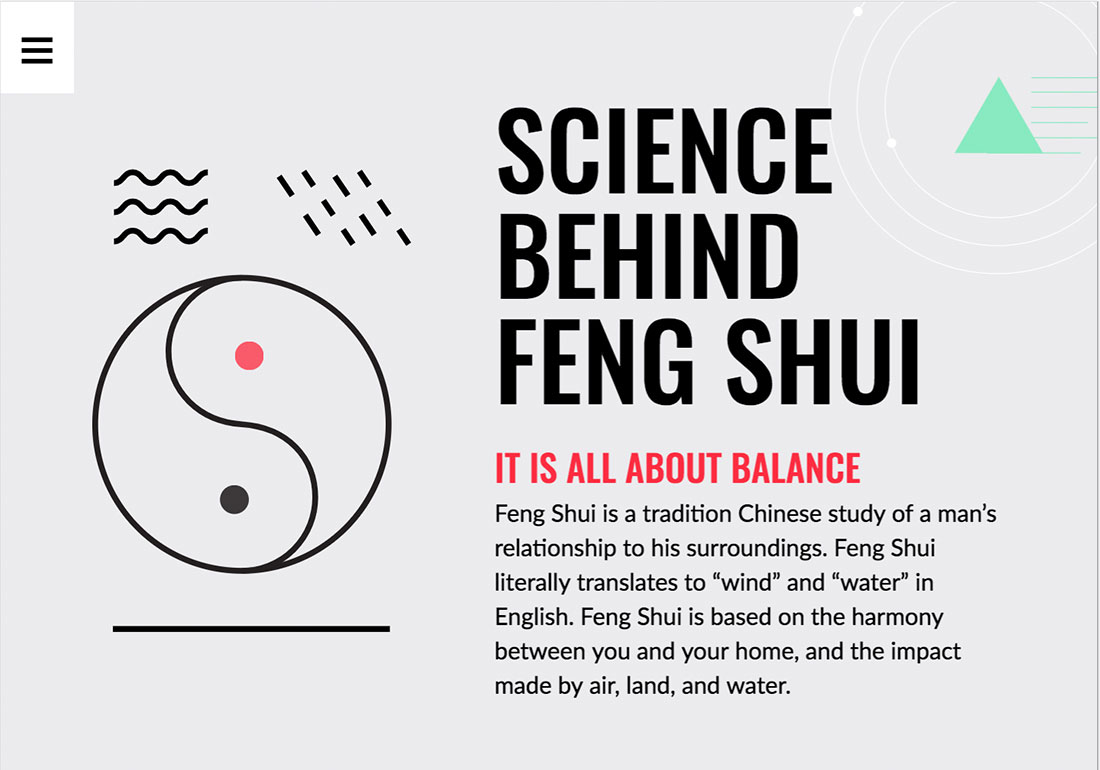 Science Behind Feng Shui