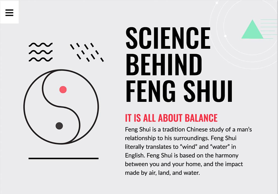 Science Behind Feng Shui
