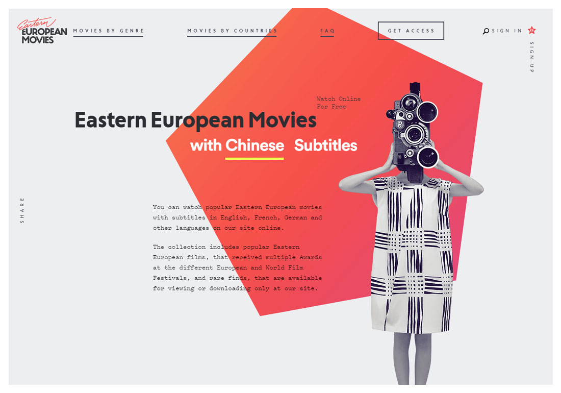 Eastern European Movies