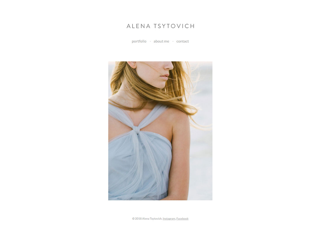 Alena Tsytovich Photography