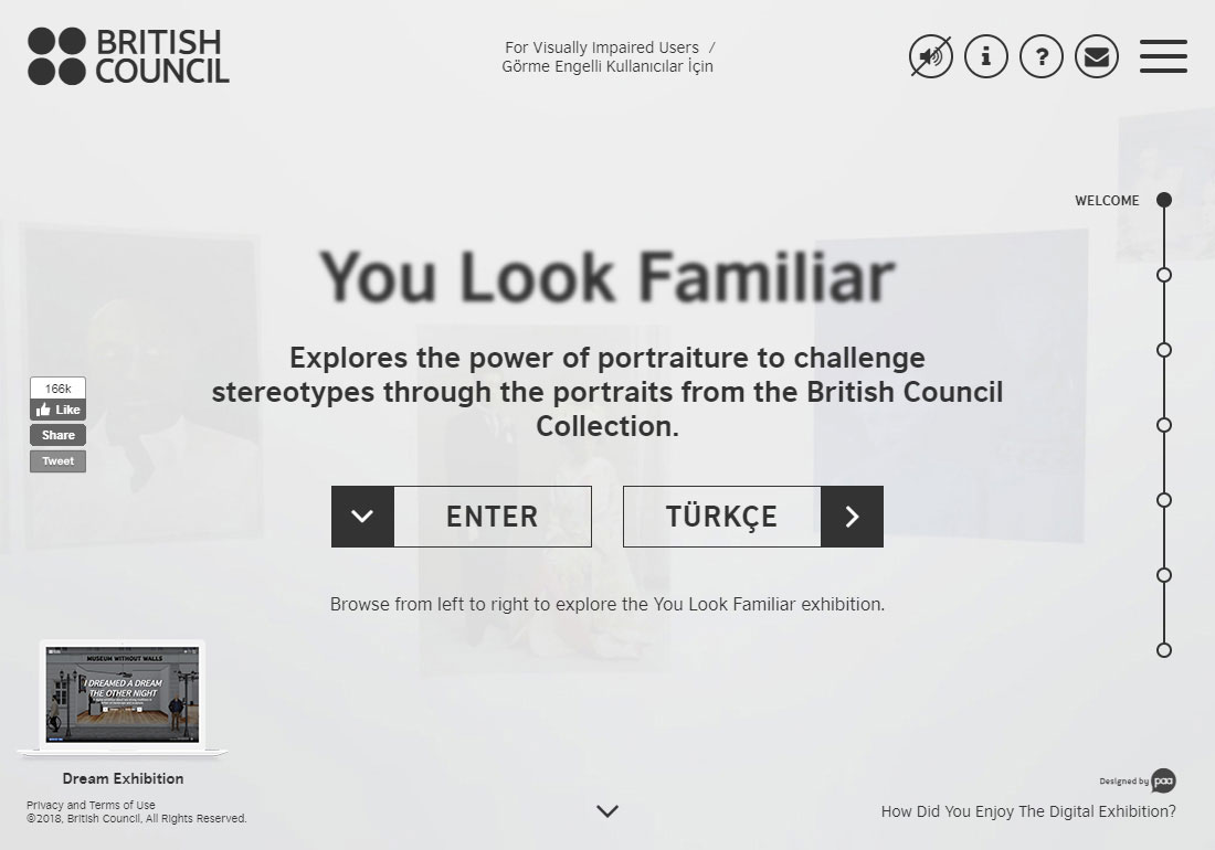 You Look Familiar | British Council