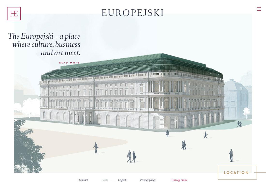 The Europejski