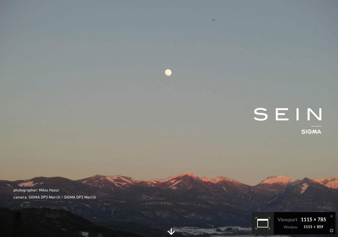 SEIN | SIGMA