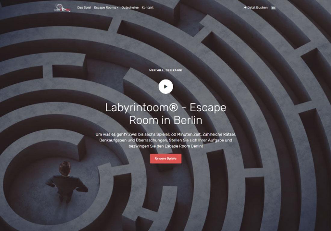 Labyrintoom Escape Room