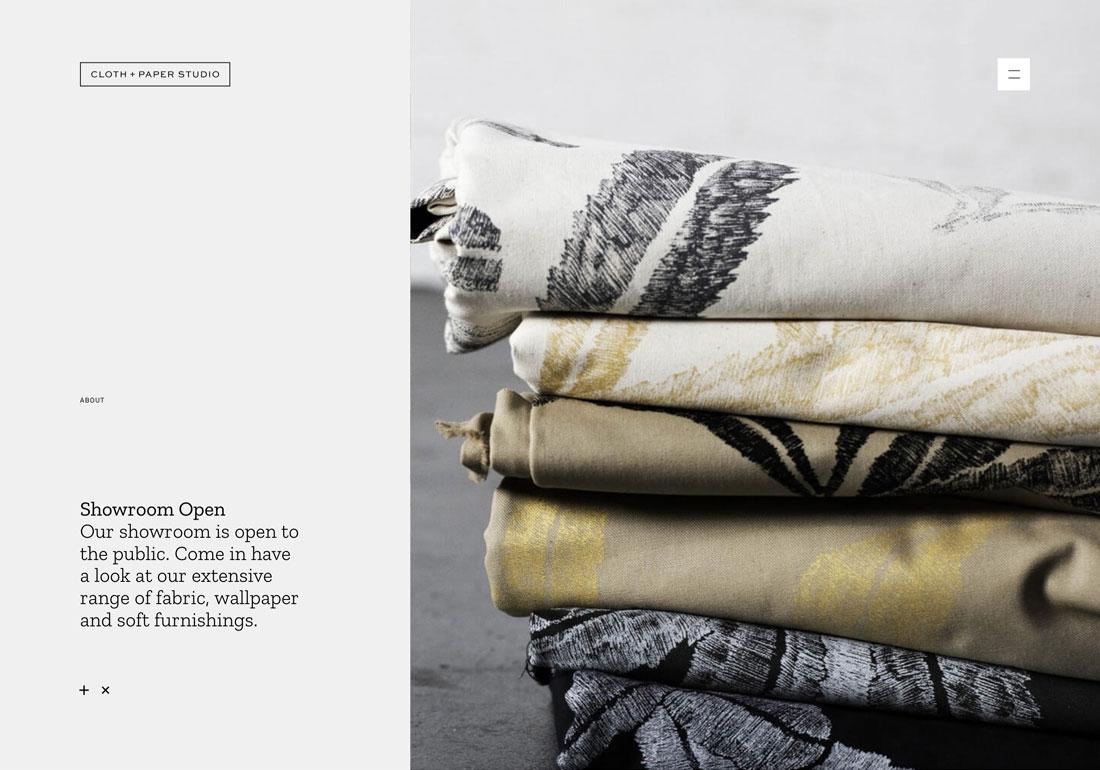 Cloth and Paper Studio