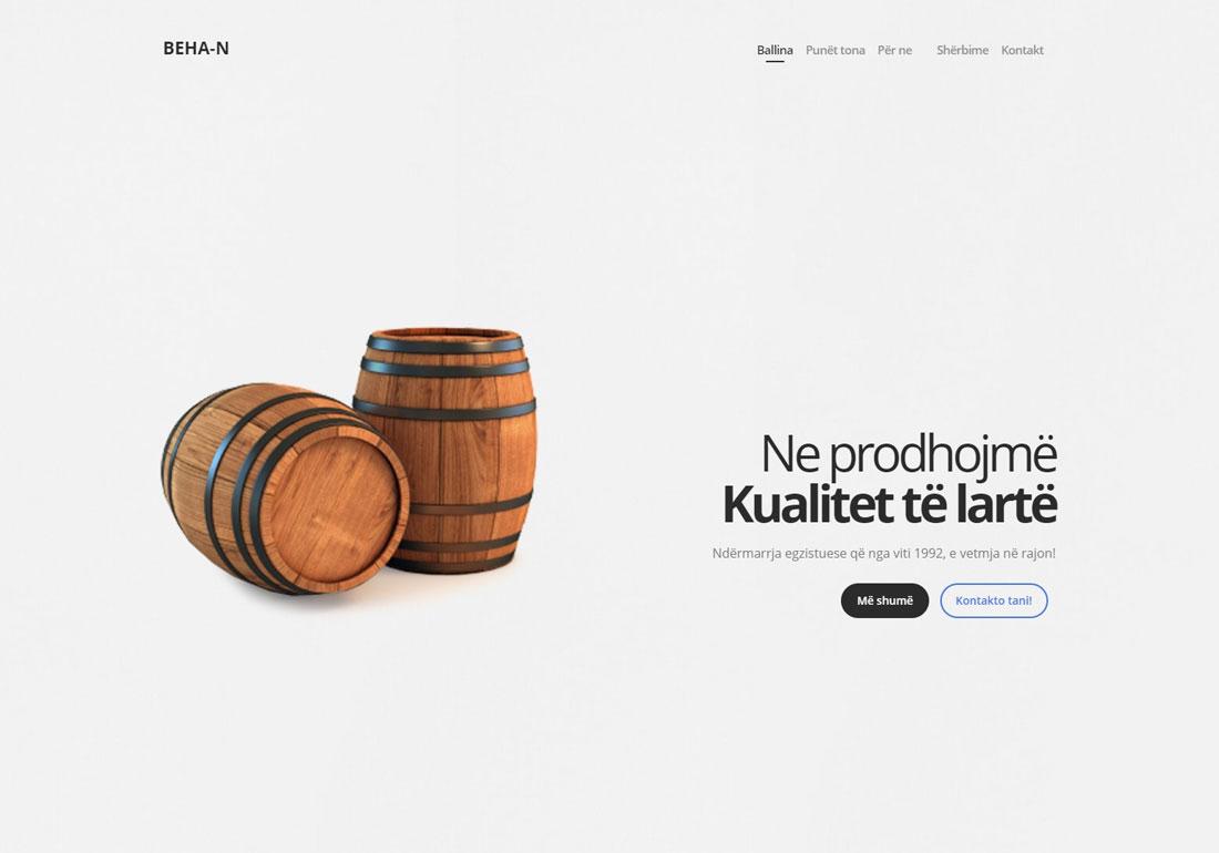 BEHA-N - Barrel industry