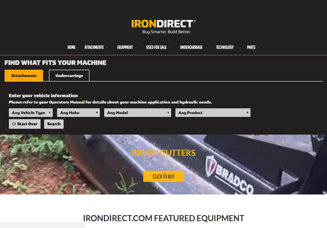 IronDirect
