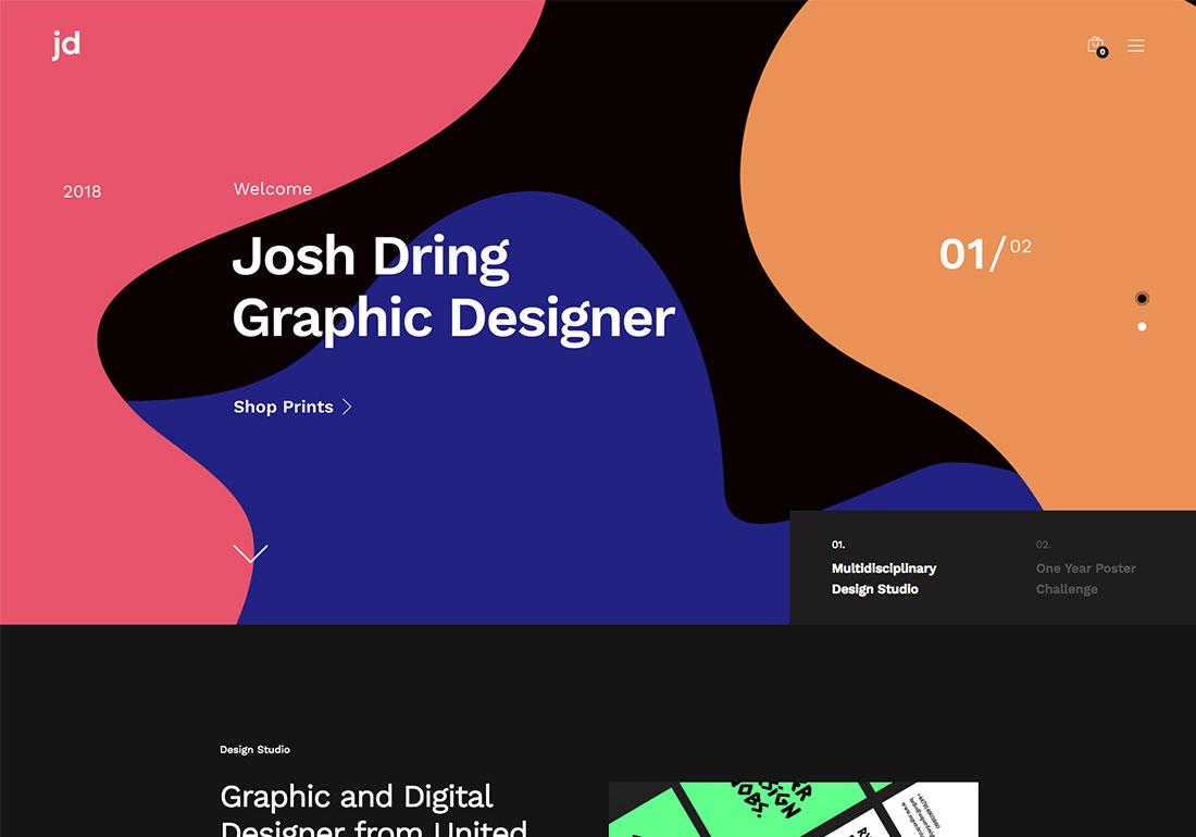 Josh Dring - Portfolio