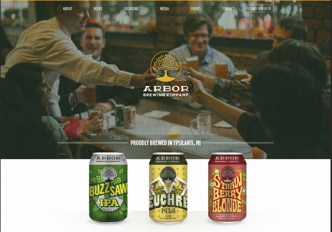 Arbor Brewing Co