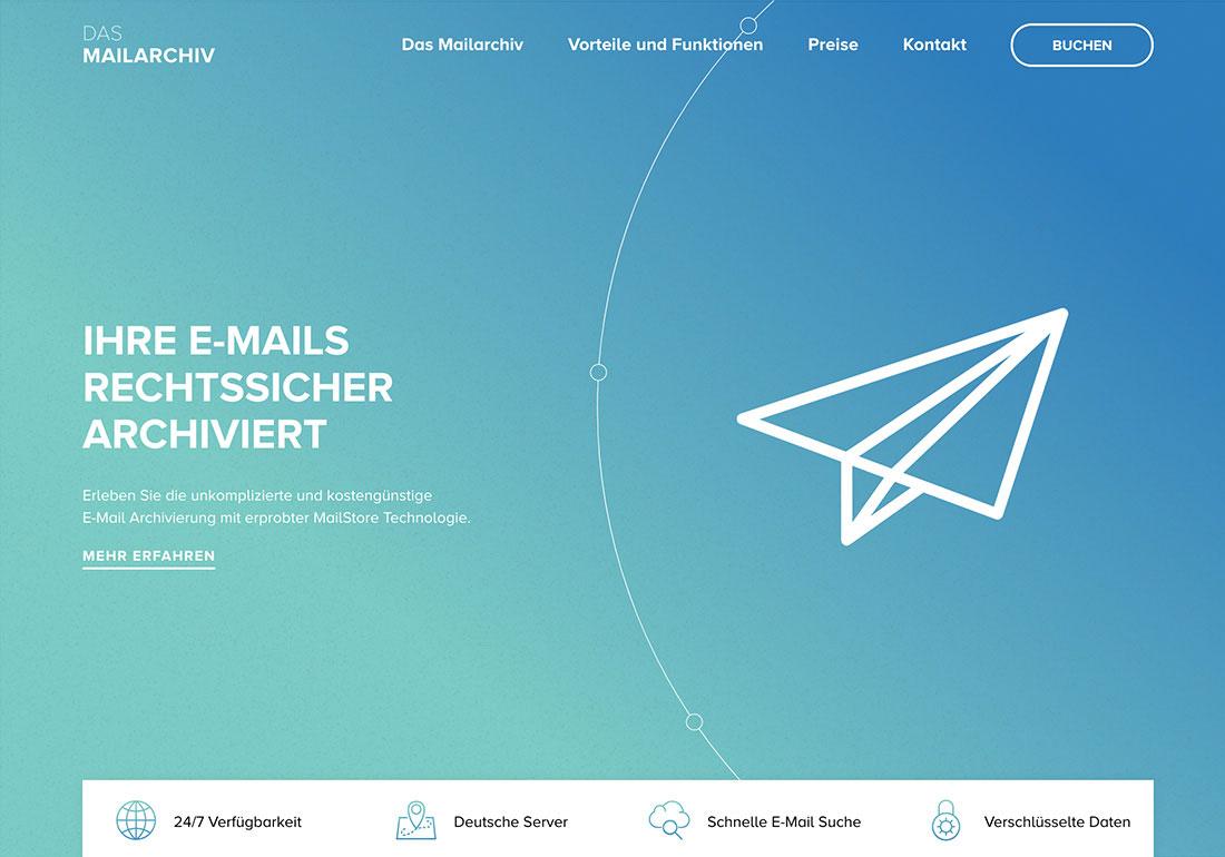 Das Mailarchiv
