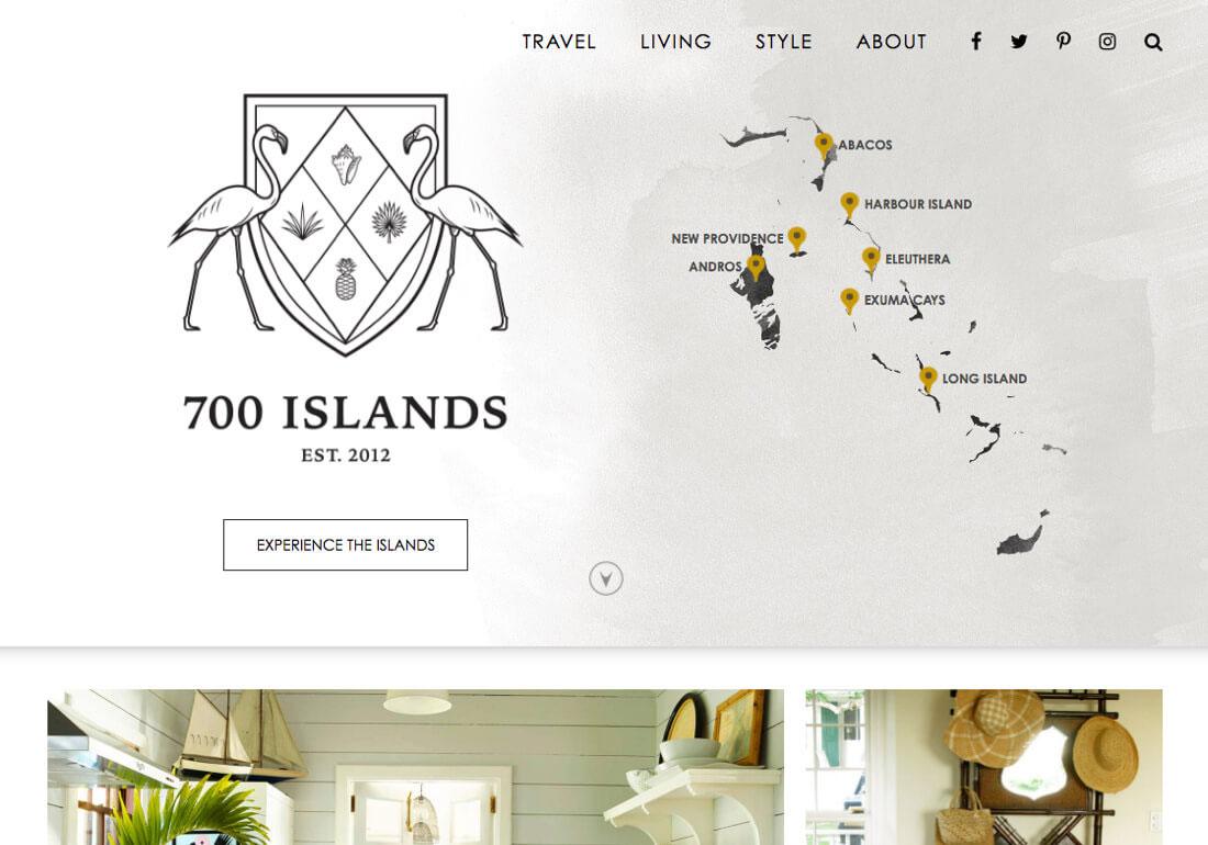 700 Islands