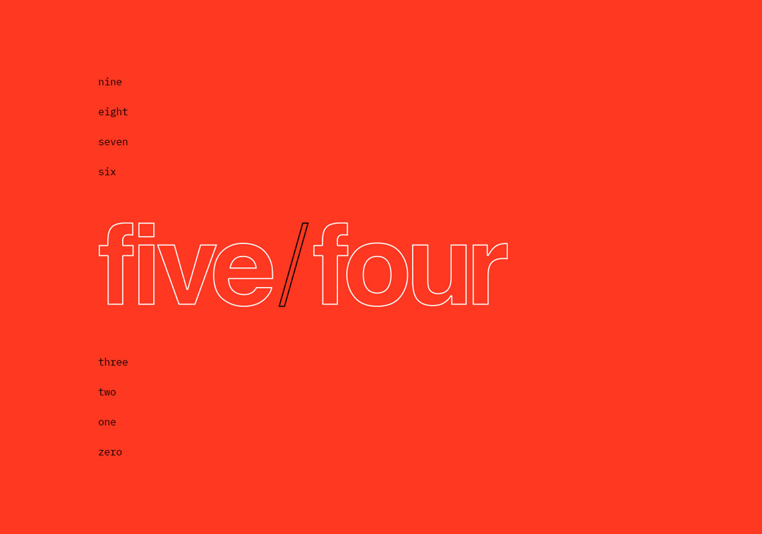five/four creative