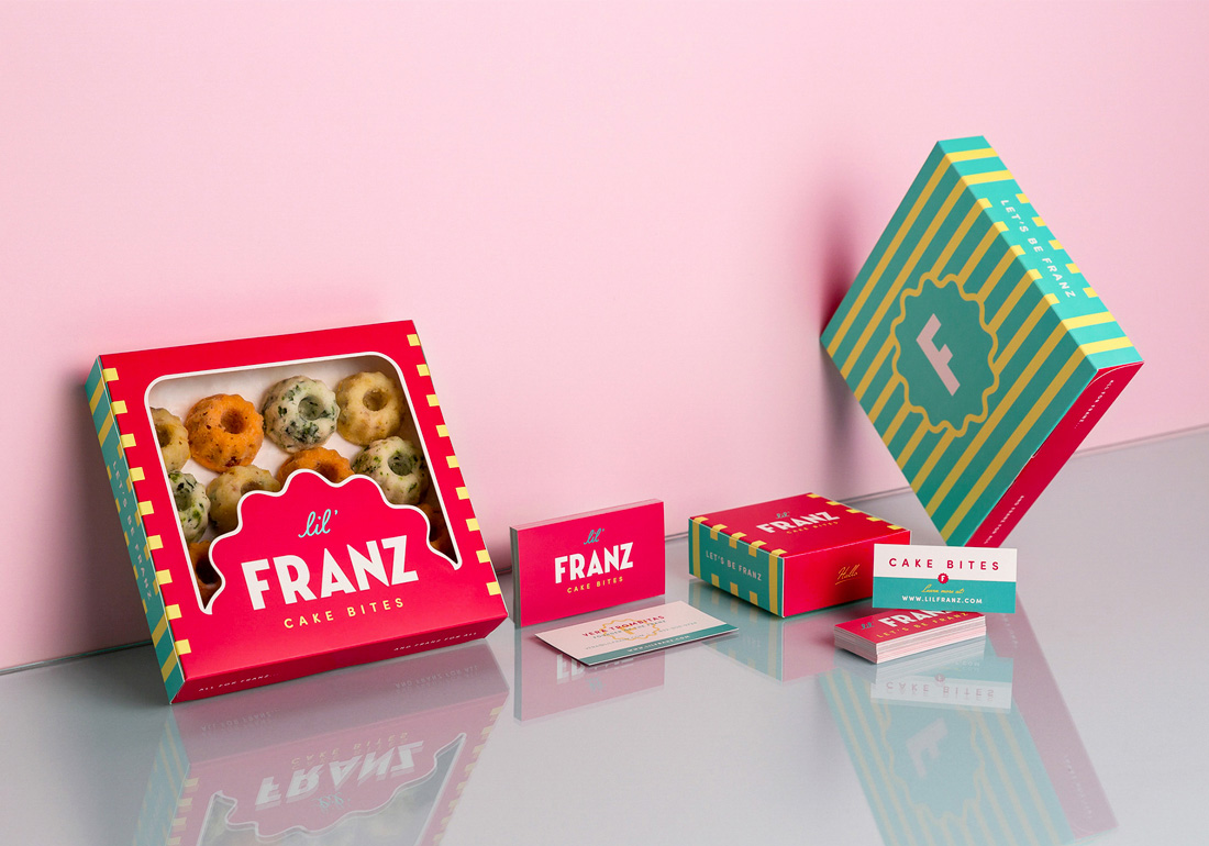 Lil' Franz Cake Bites