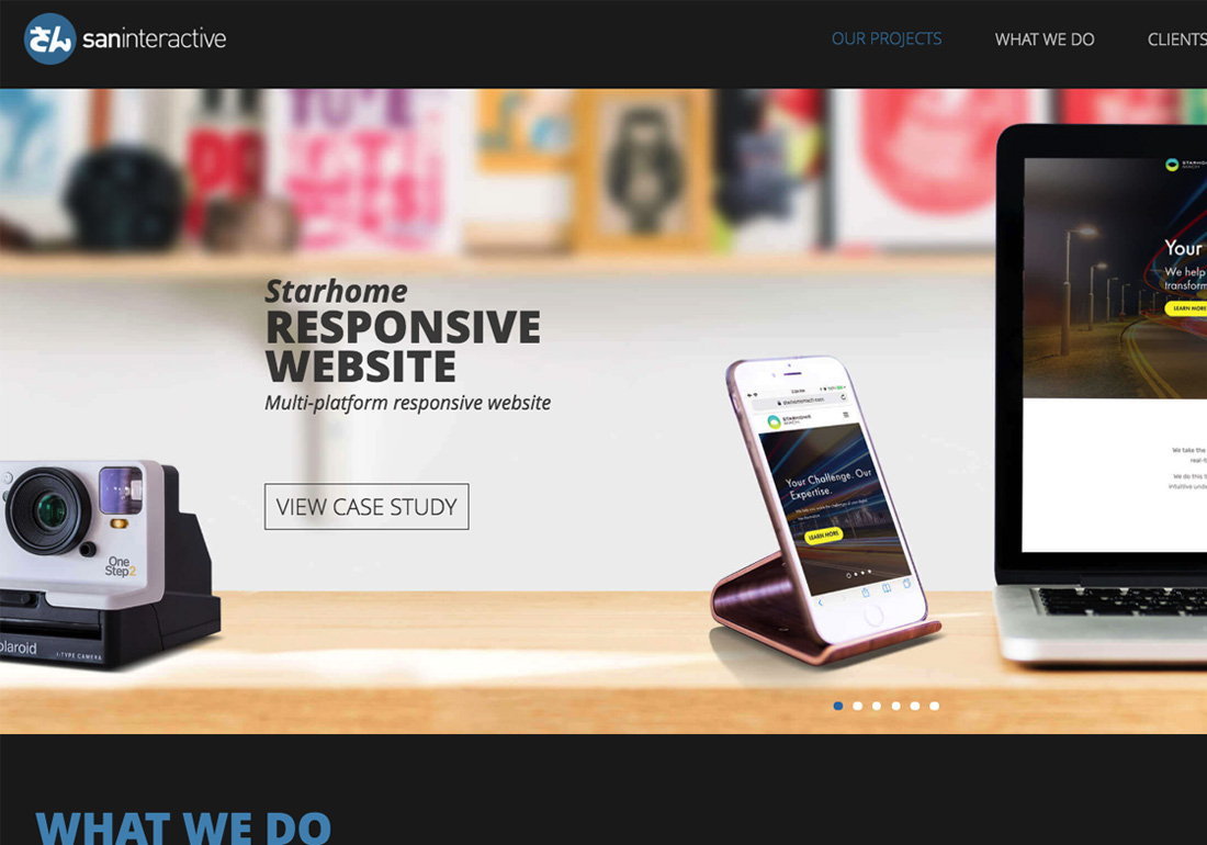A premier Design&Technology agency