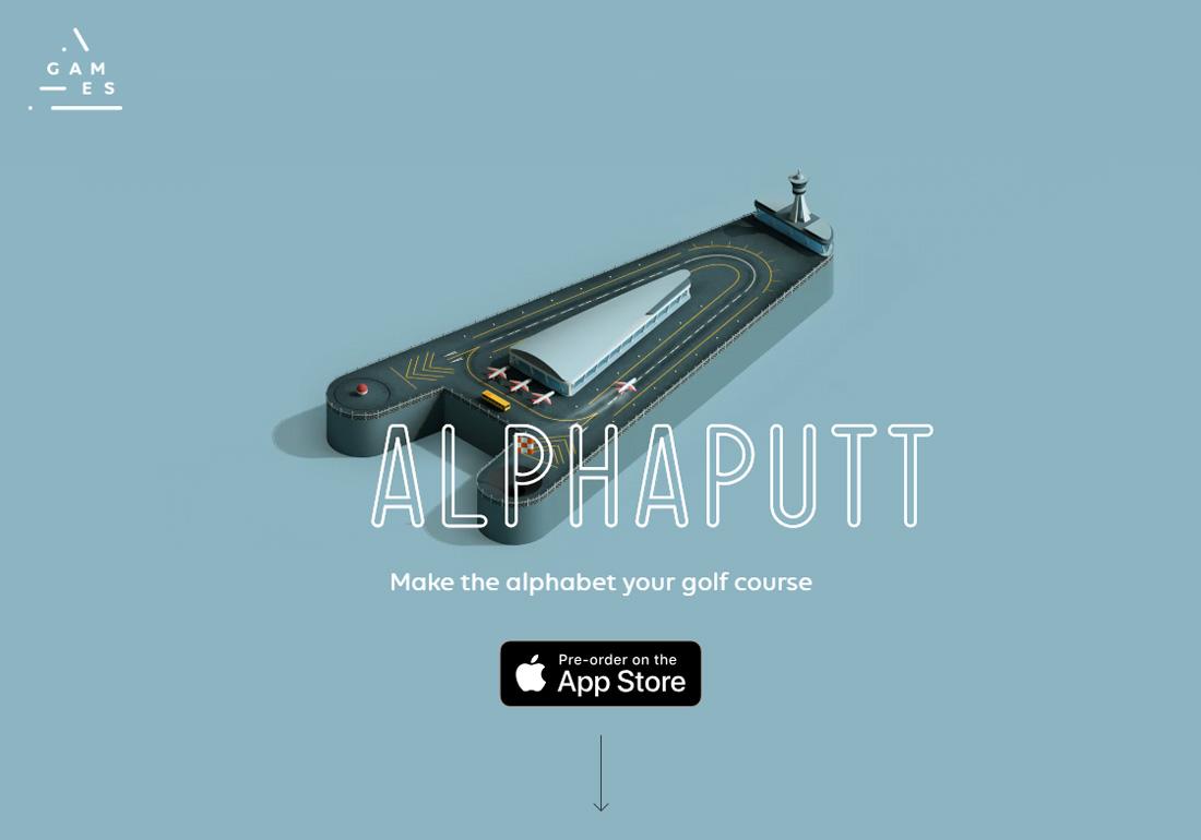 Sennep Games - Alphaputt