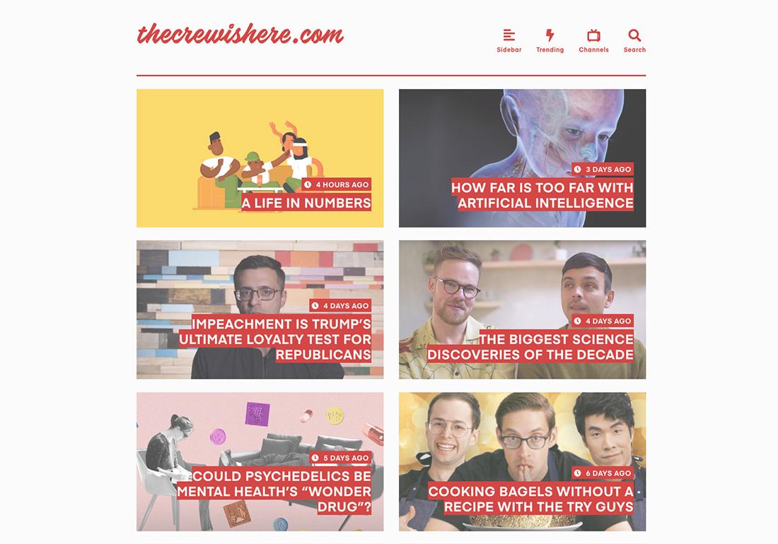 thecrewishere.com