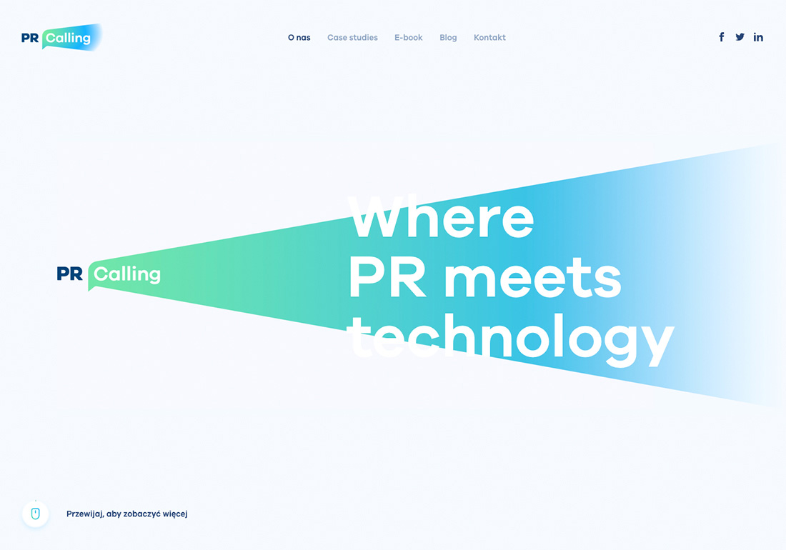PR Calling - PR meets technology