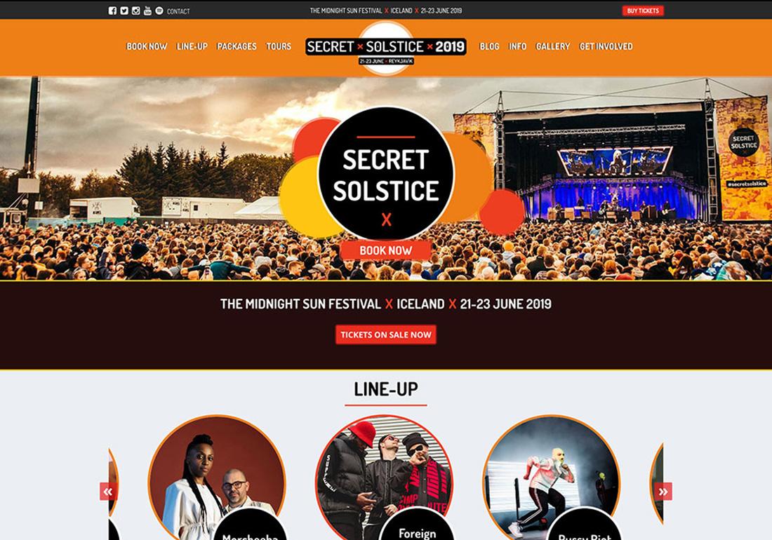 Secret Solstice 2019