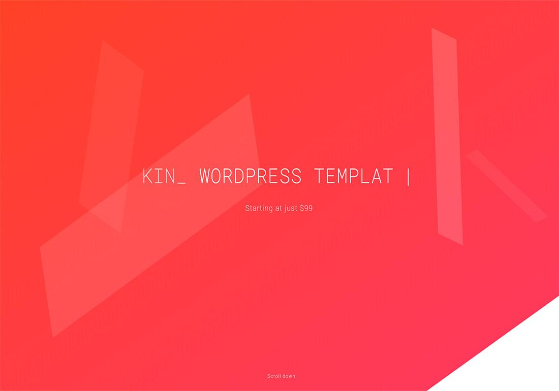 Kin Web Design