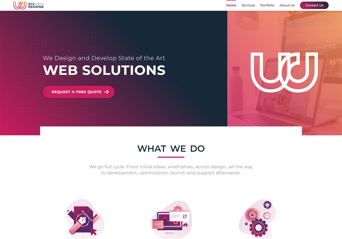Web Redone