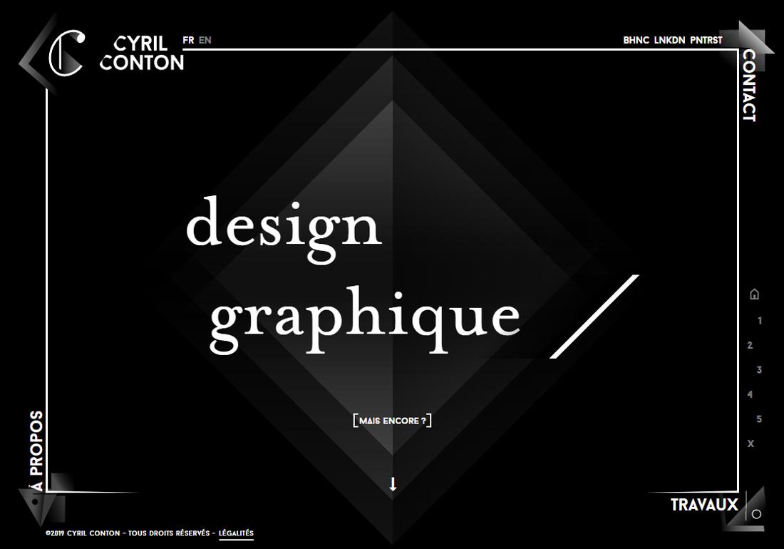 Cyril Conton Online Porfolio