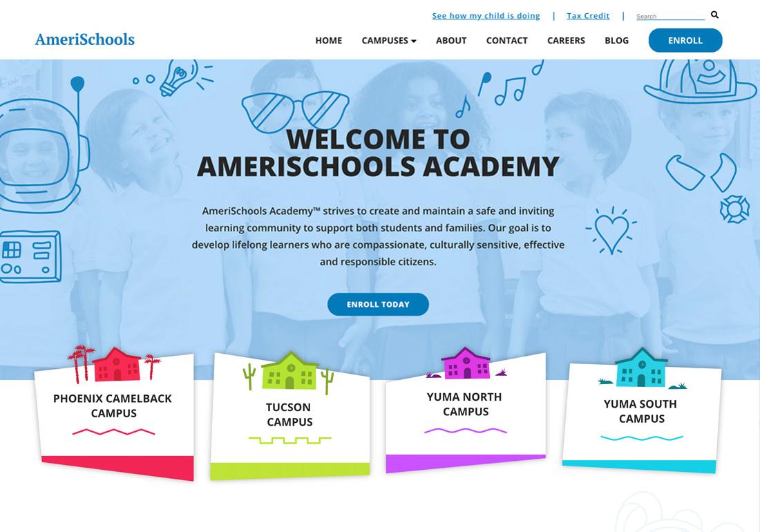 AmeriSchools Academy