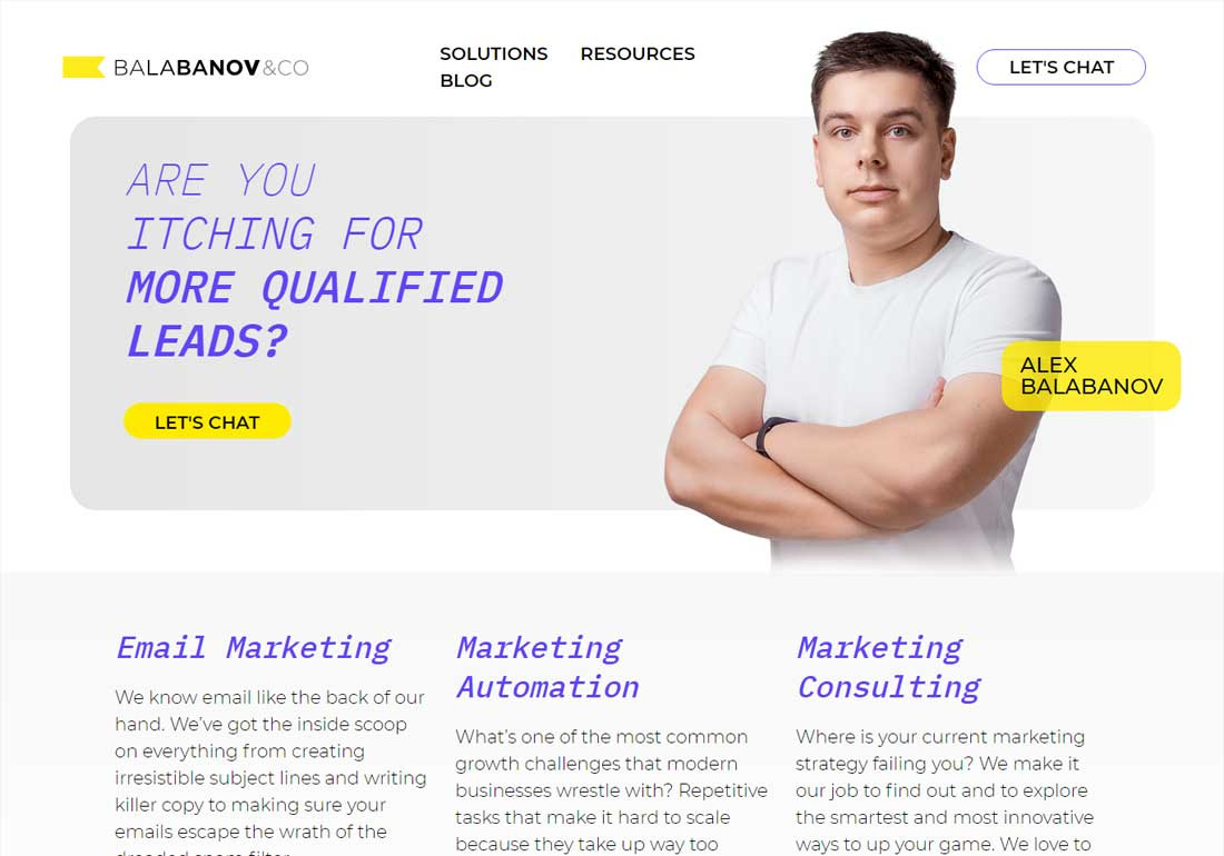 Balabanov & Co marketing agency