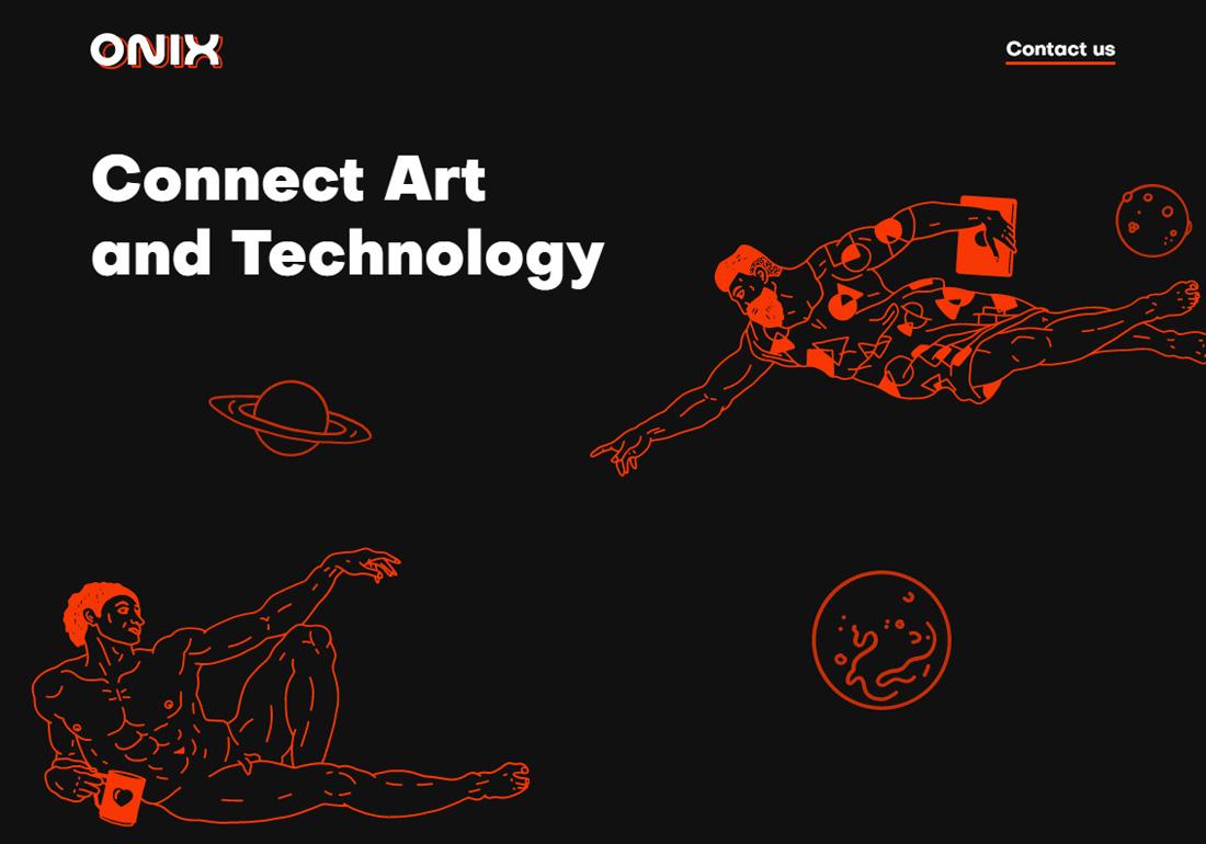 ONIX-UI/UX Design Agency