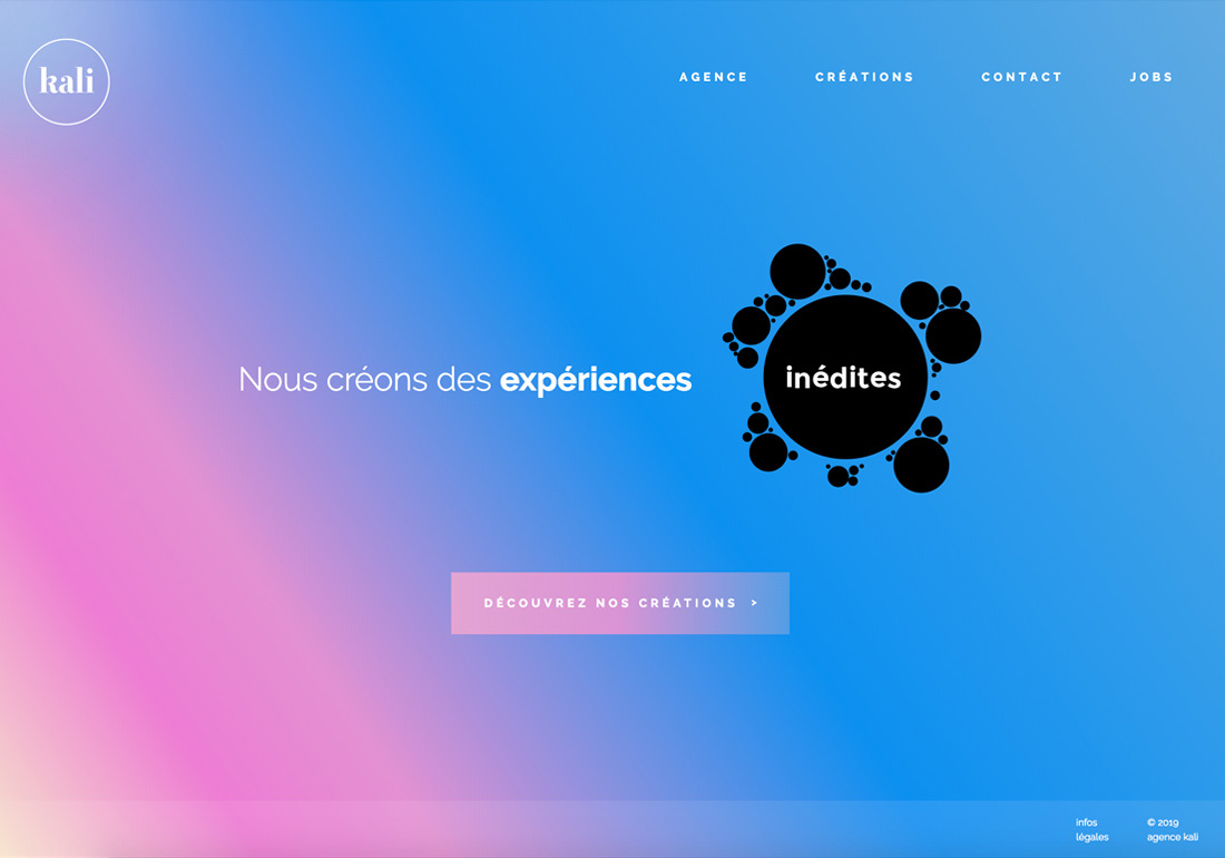 Agence kali - digital web agency