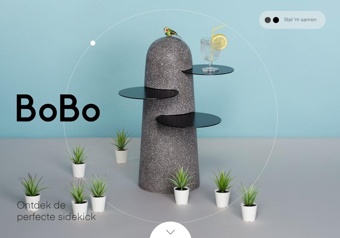 BoBo - The perfect sidekick