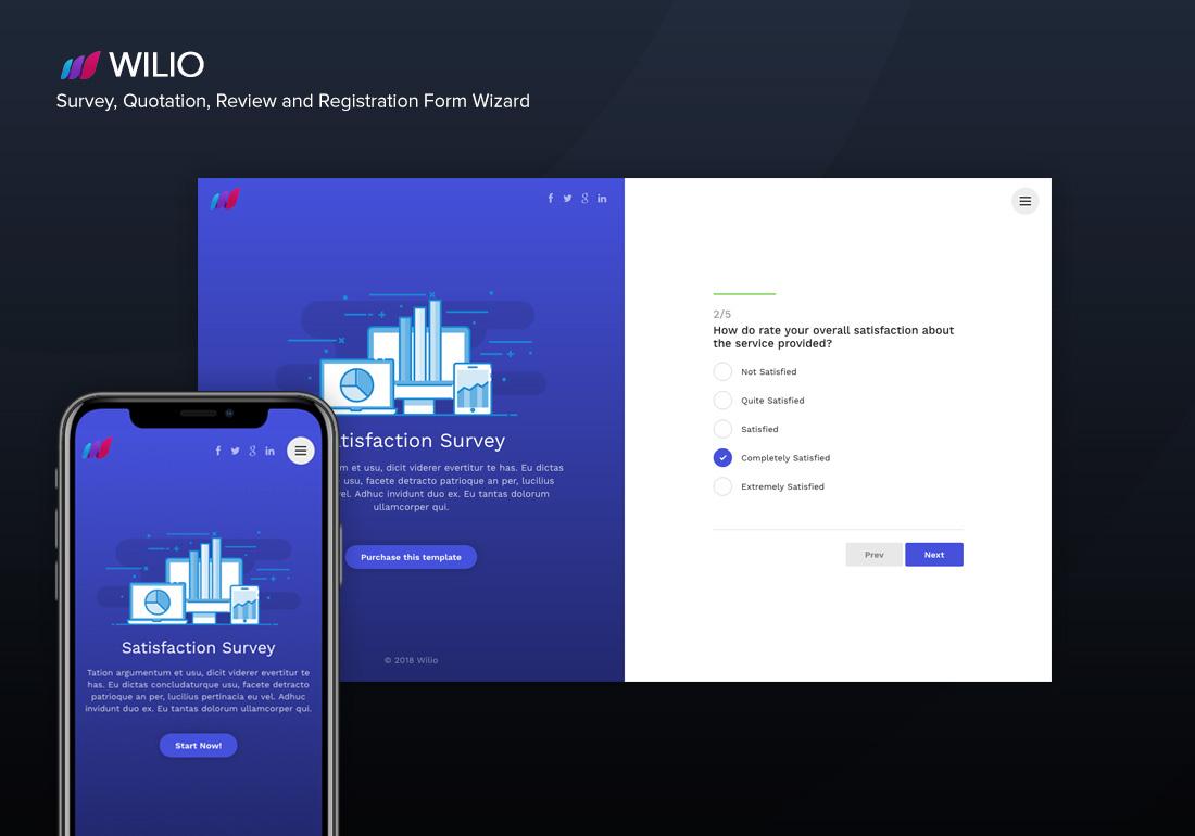 Wilio - Survey and Multipurpose For