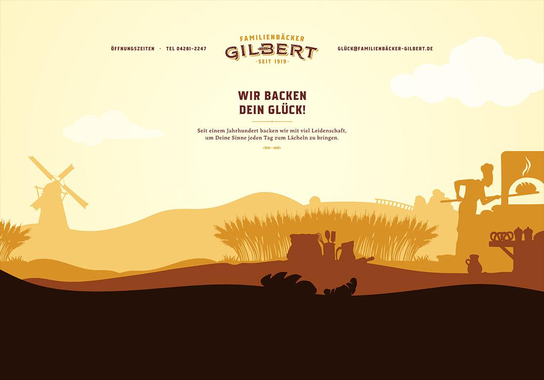 Familienbäcker Gilbert