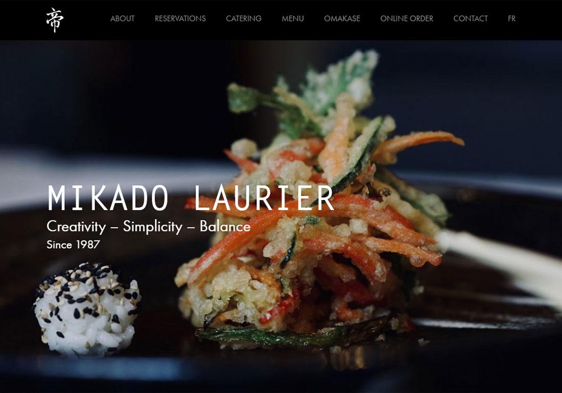 Mikado Laurier