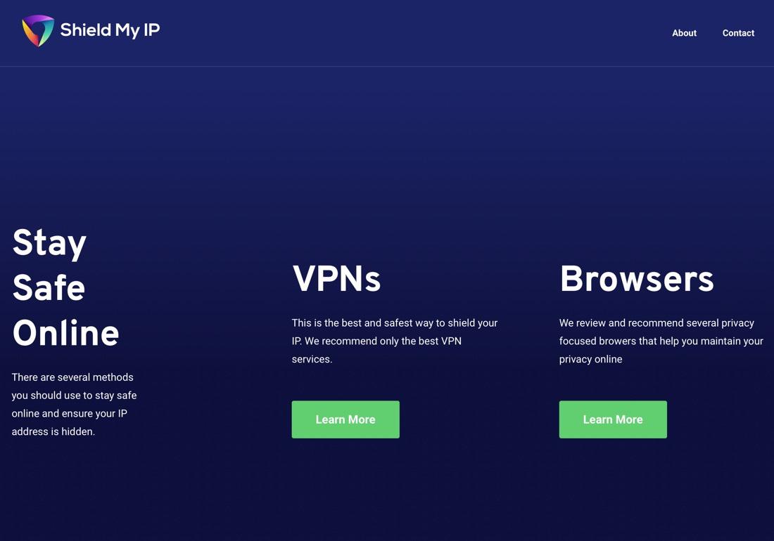 Shield My IP