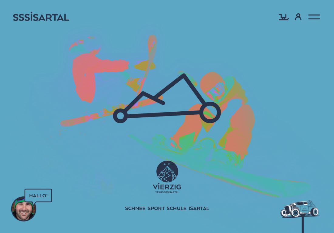 SKI SPORT SCHOOL ISARTAL