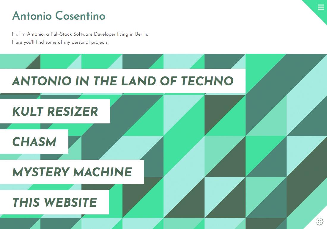 Antonio Cosentino