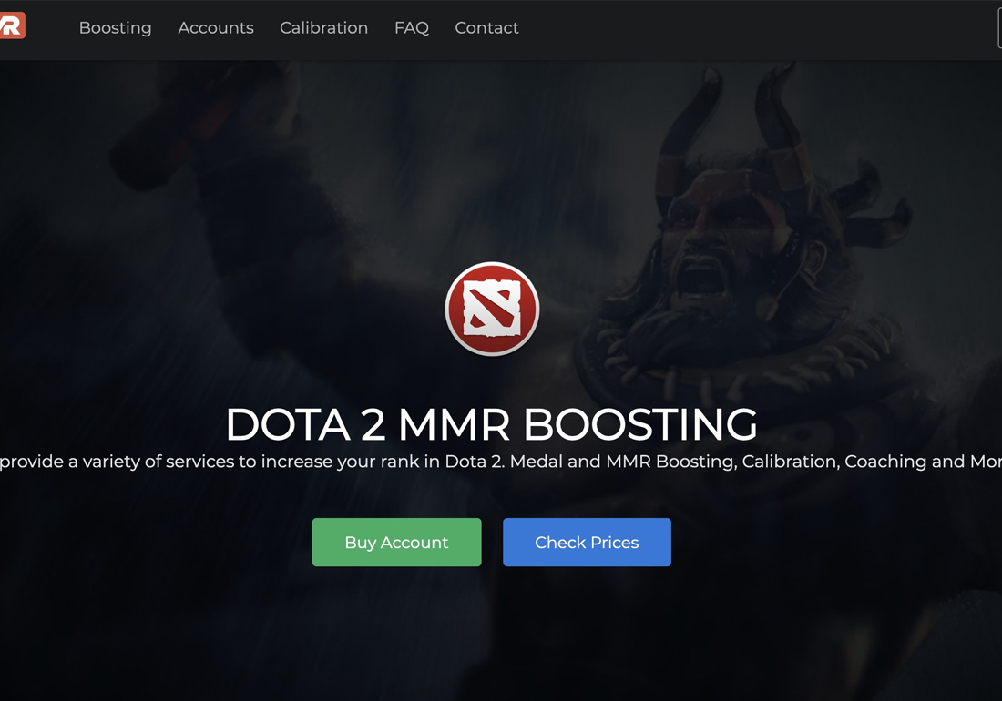 BoostMMR - Dota 2 MMR Boosting Service