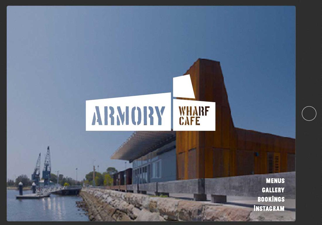 Armory Wharf Cafe
