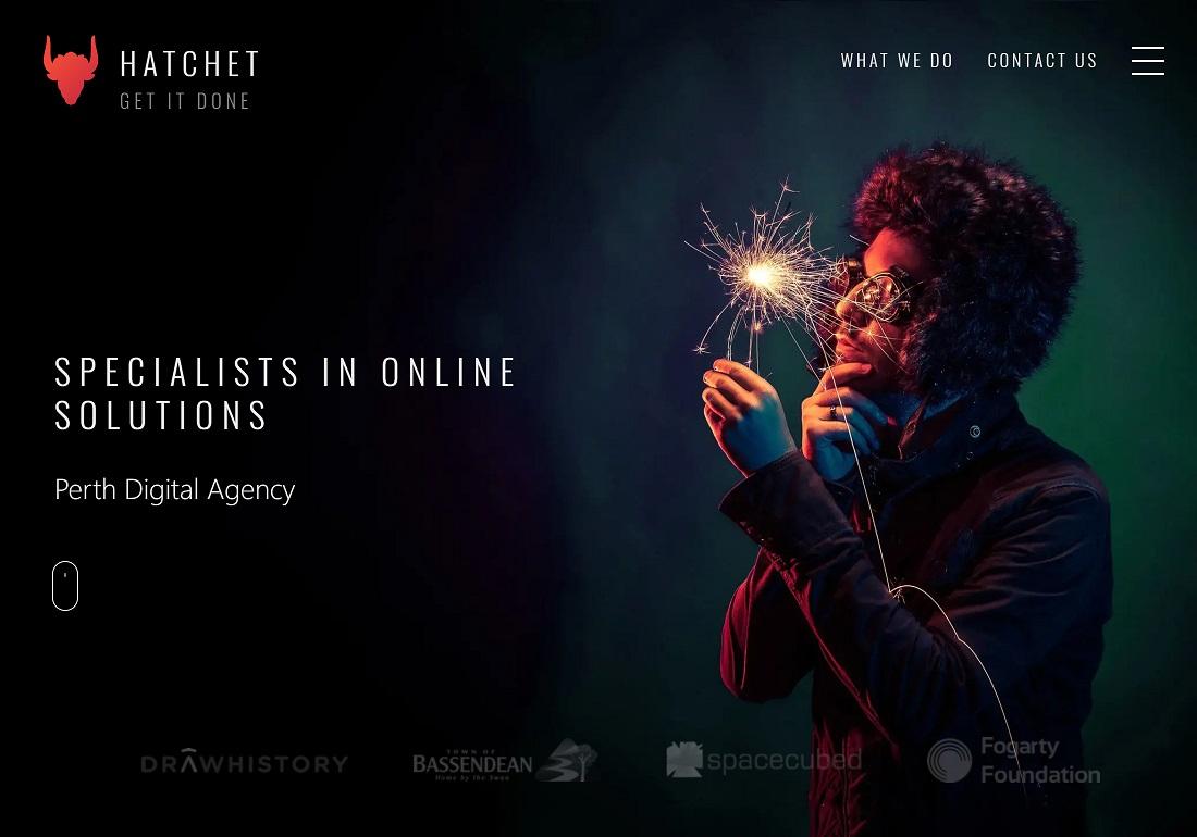 Hatchet - Perth Digital Agency